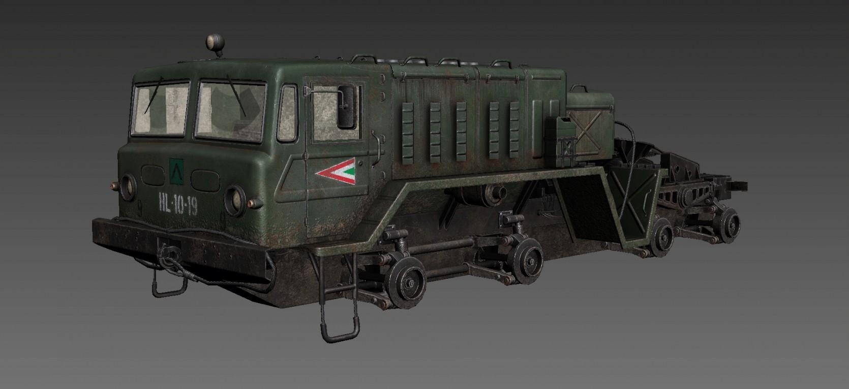 MAZ-537 1.