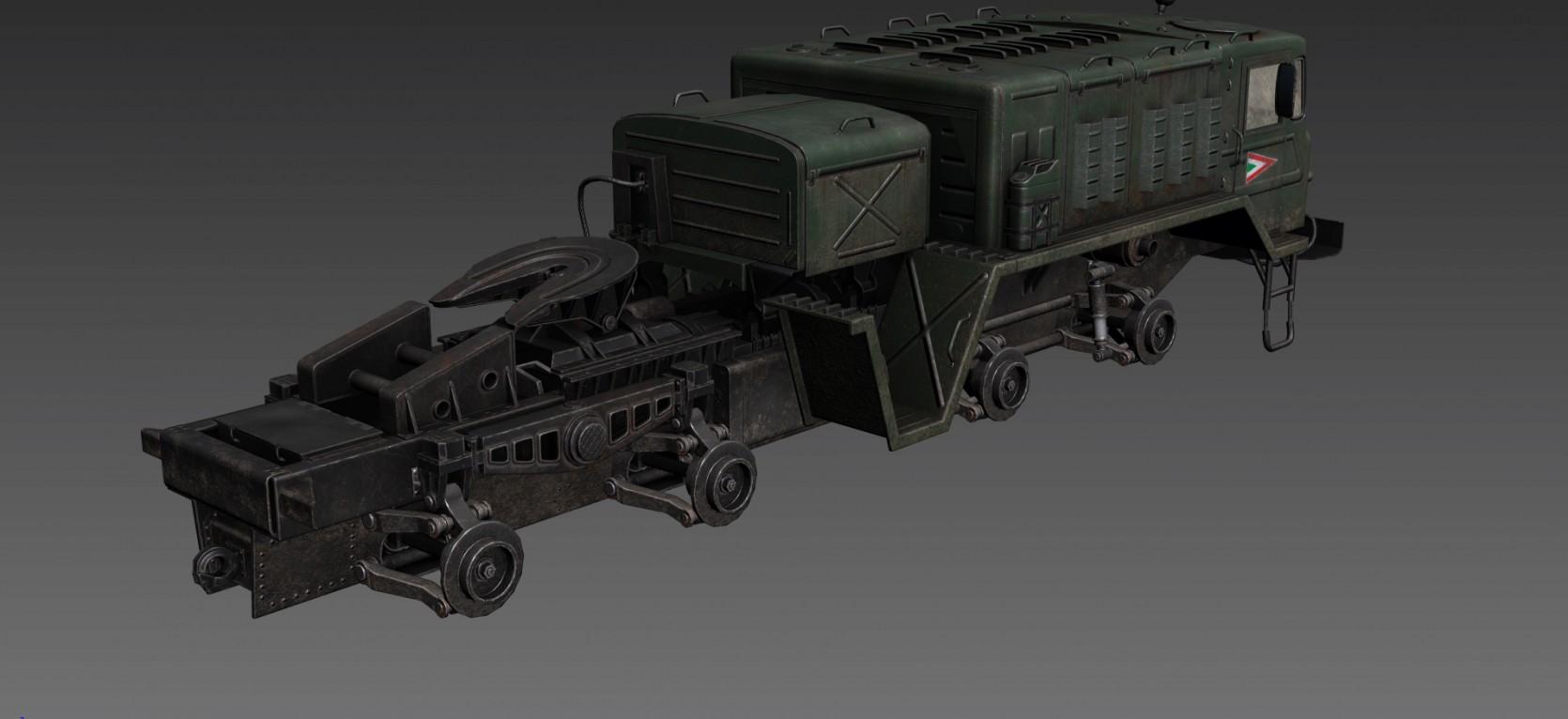 MAZ-537 2.