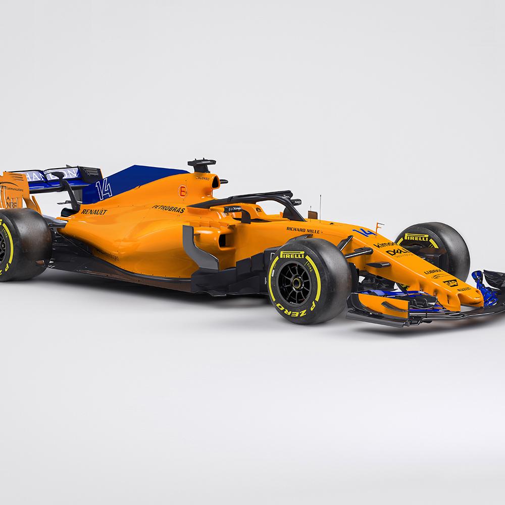 F1 Mclaren MCL33