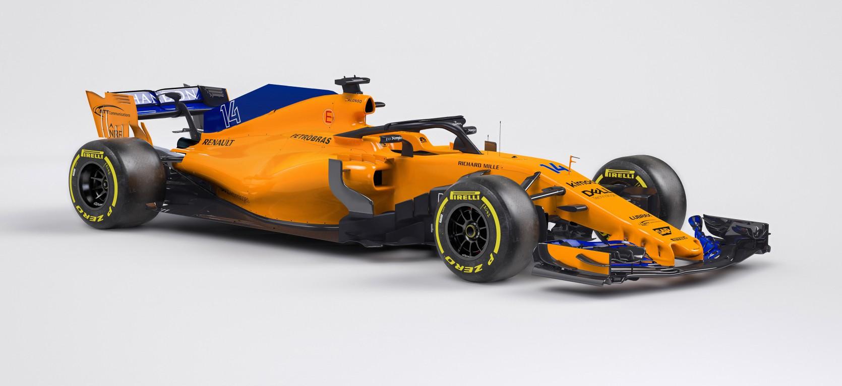F1 Mclaren MCL33 1.