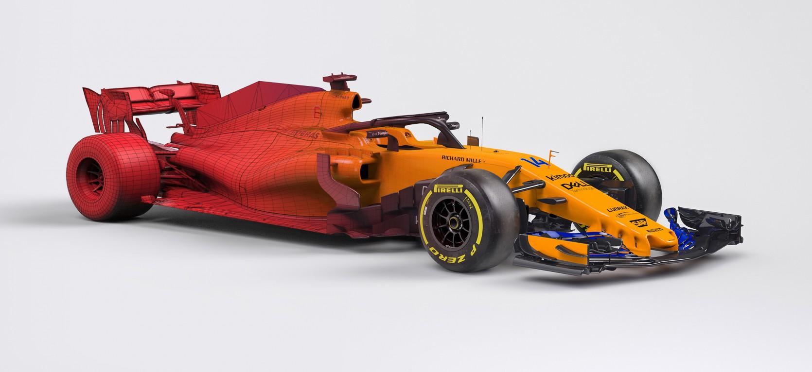 F1 Mclaren MCL33 2.