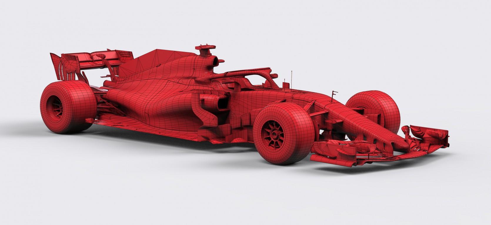 F1 Mclaren MCL33 3.
