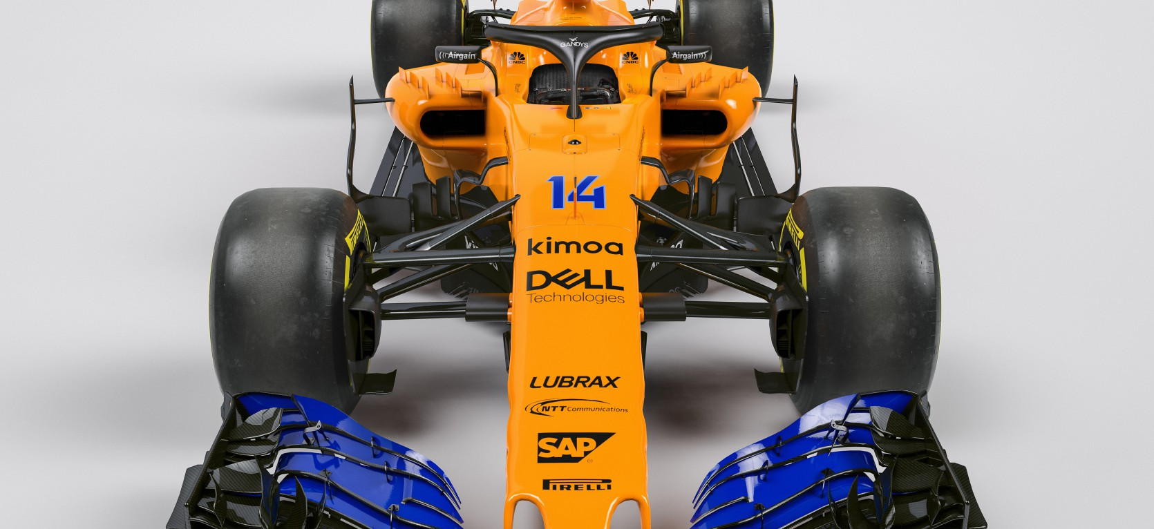 F1 Mclaren MCL33 4.