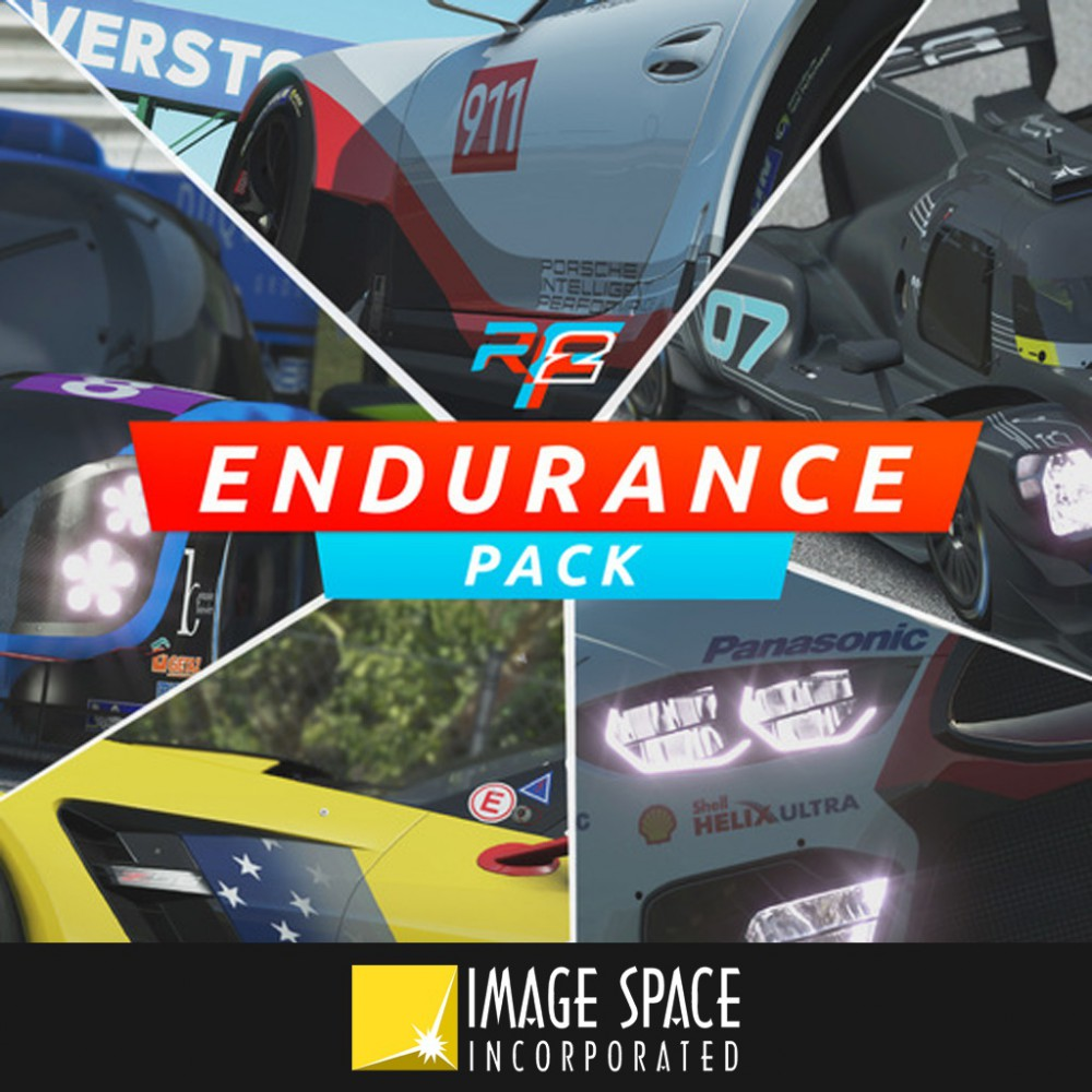 Rfactor 2 // Endurance pack