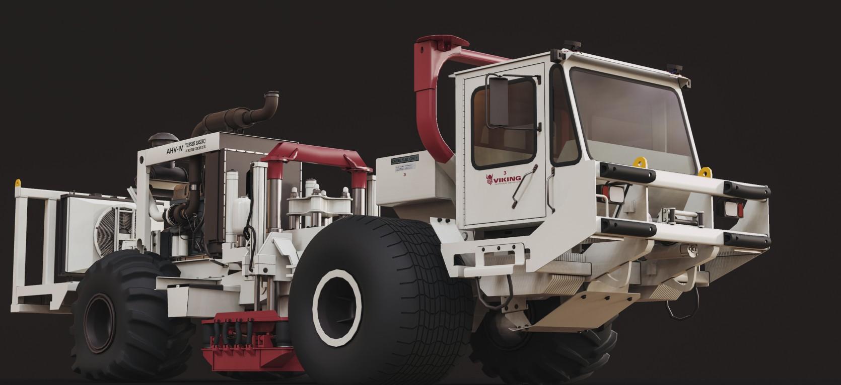 Viking Acoustical Vehicle 2.