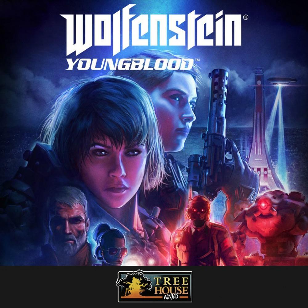 Wolfeinstein Youngblood